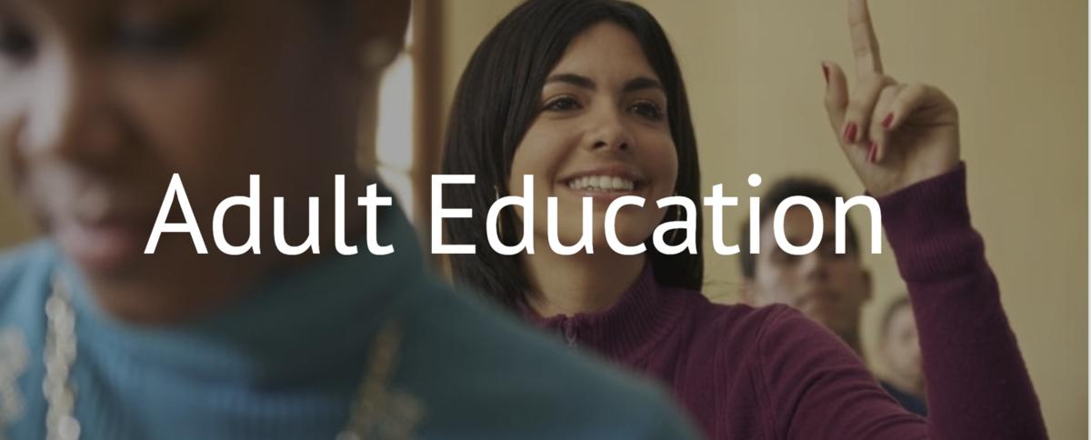 Adult Education Link