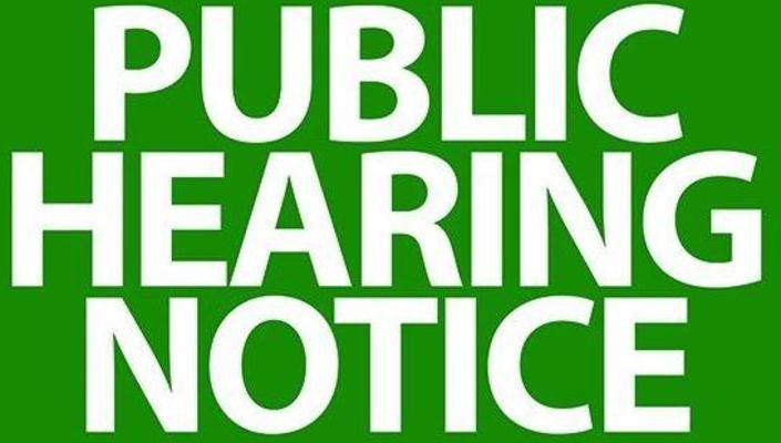 Public Notic
