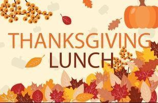 Thanksgiving Lunch 11/14/19 for Lincoln Featured Photo