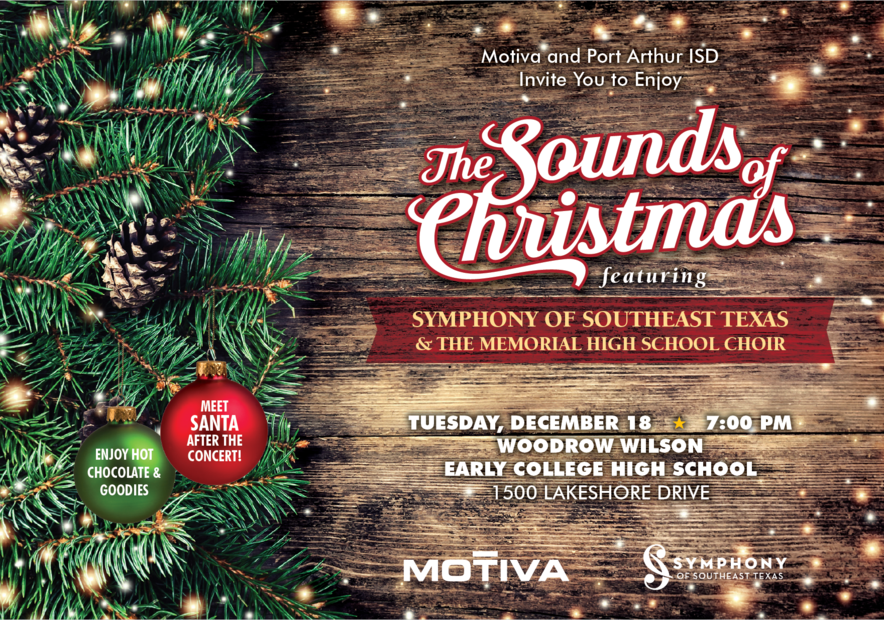 Sounds of Christmas Concert - December 18
