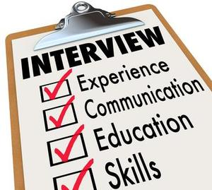 Interview day March 27th