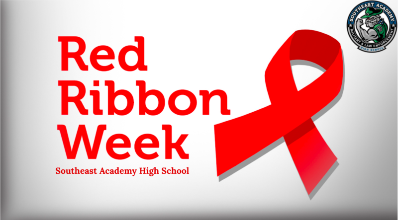 Red Ribbon Week @ Southeast Academy Featured Photo