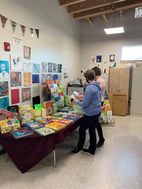 MCS Book Fair