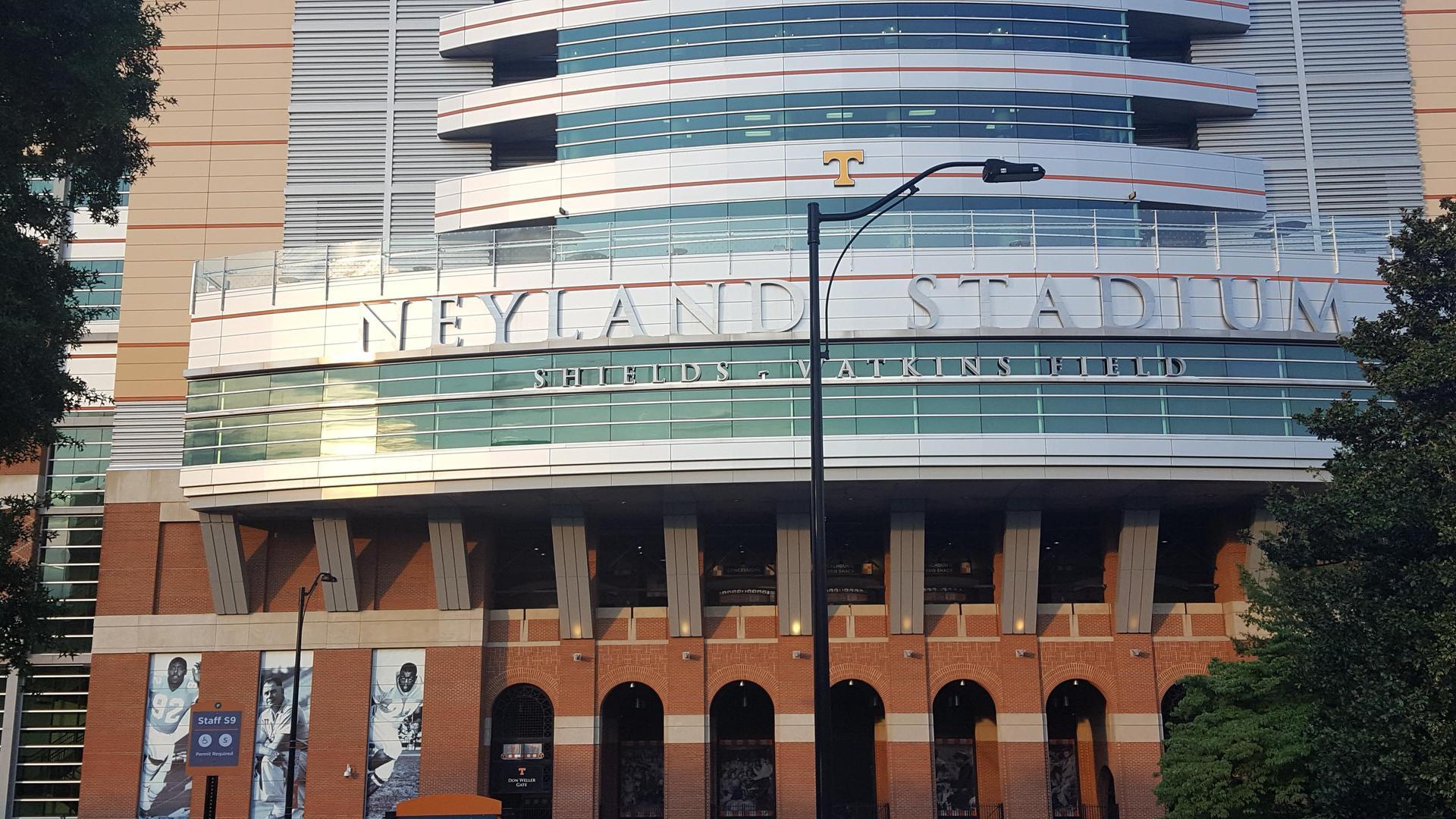 Neyland Stadium - University of Tennessee (Knoxville)