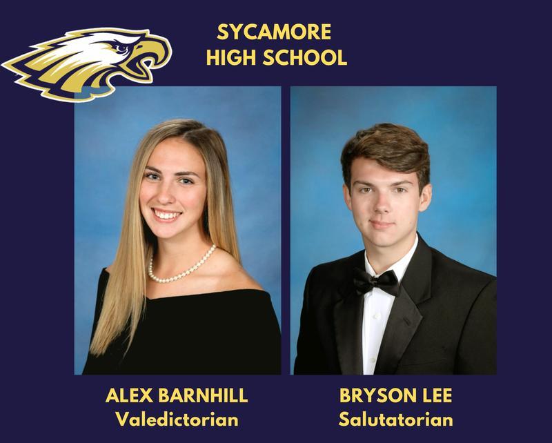 Alex Barnhill and Bryson Lee