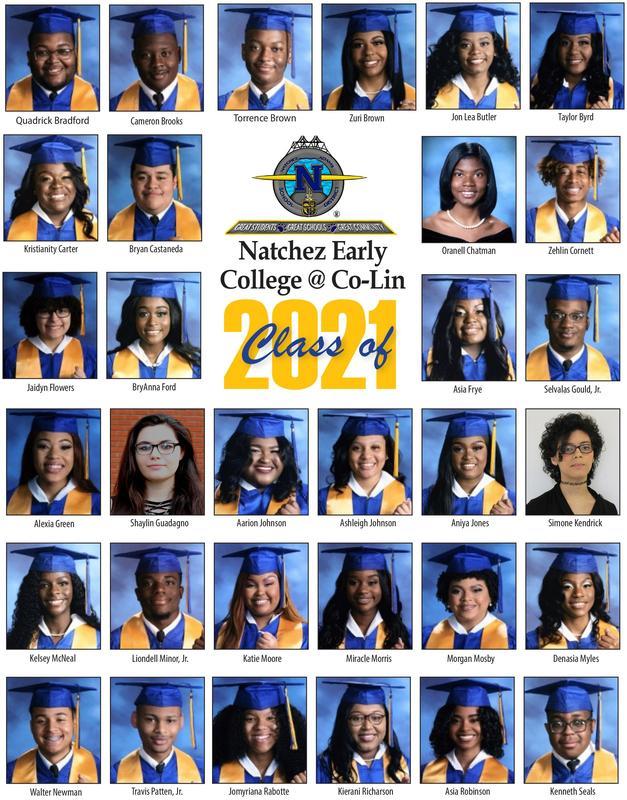 NEC Graduates 2021