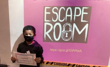 J. Eddie's escape room