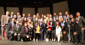 Centennial High School named regional champions in the We the People competition