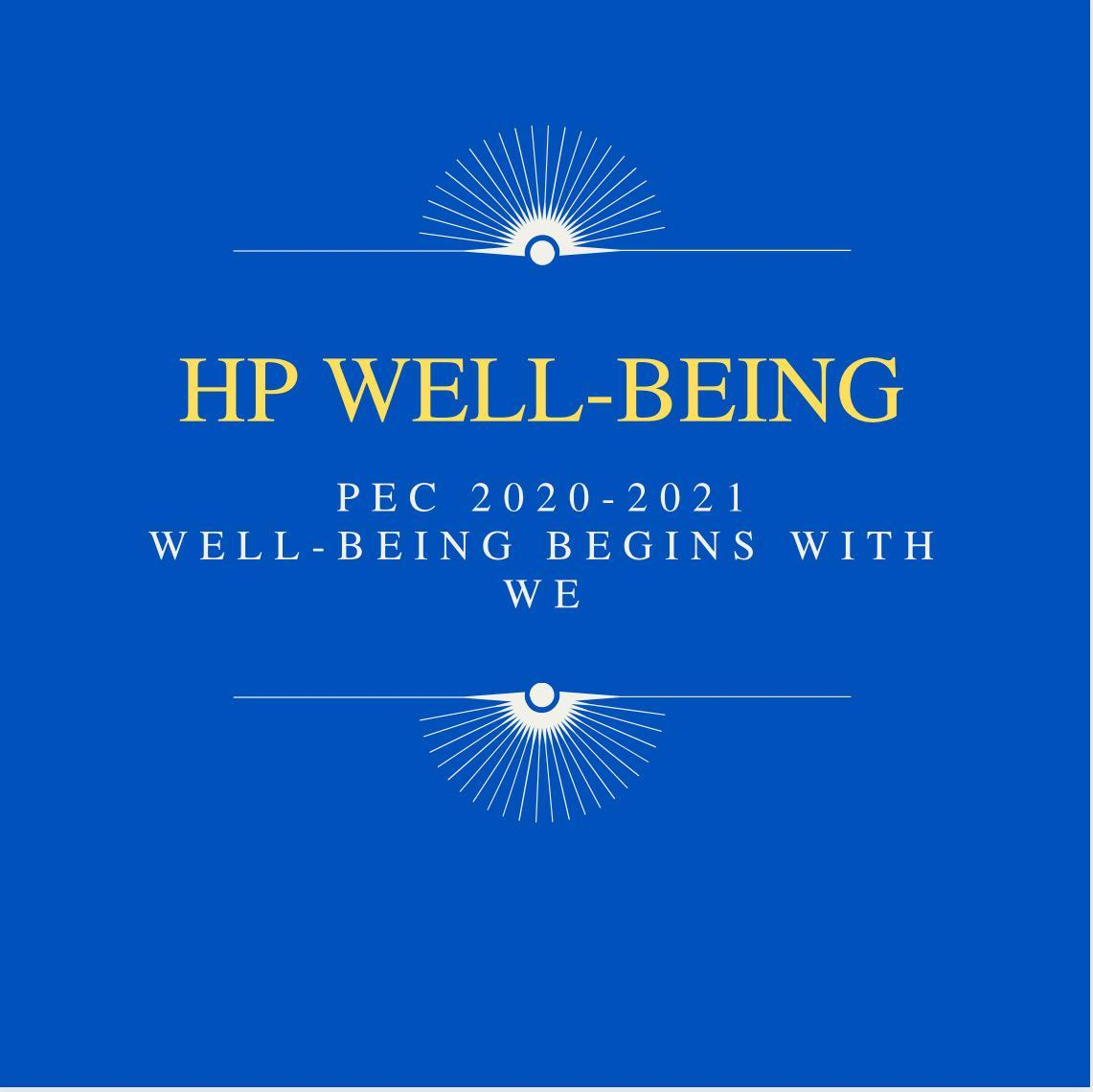 HP Well-Being