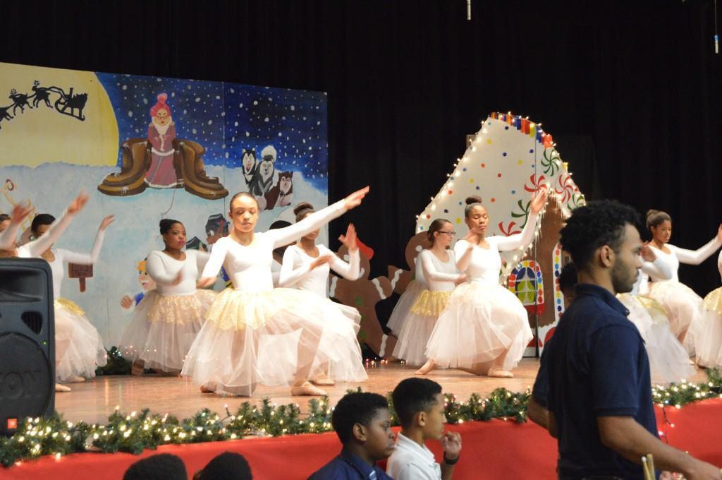 MACA Dancers