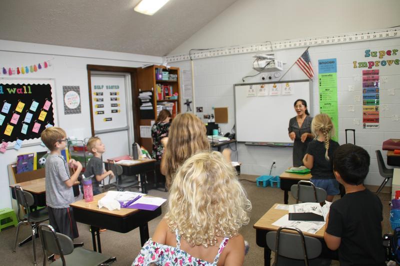 Cedar Crest featured in Clarkston News for World Language Studies Featured Photo
