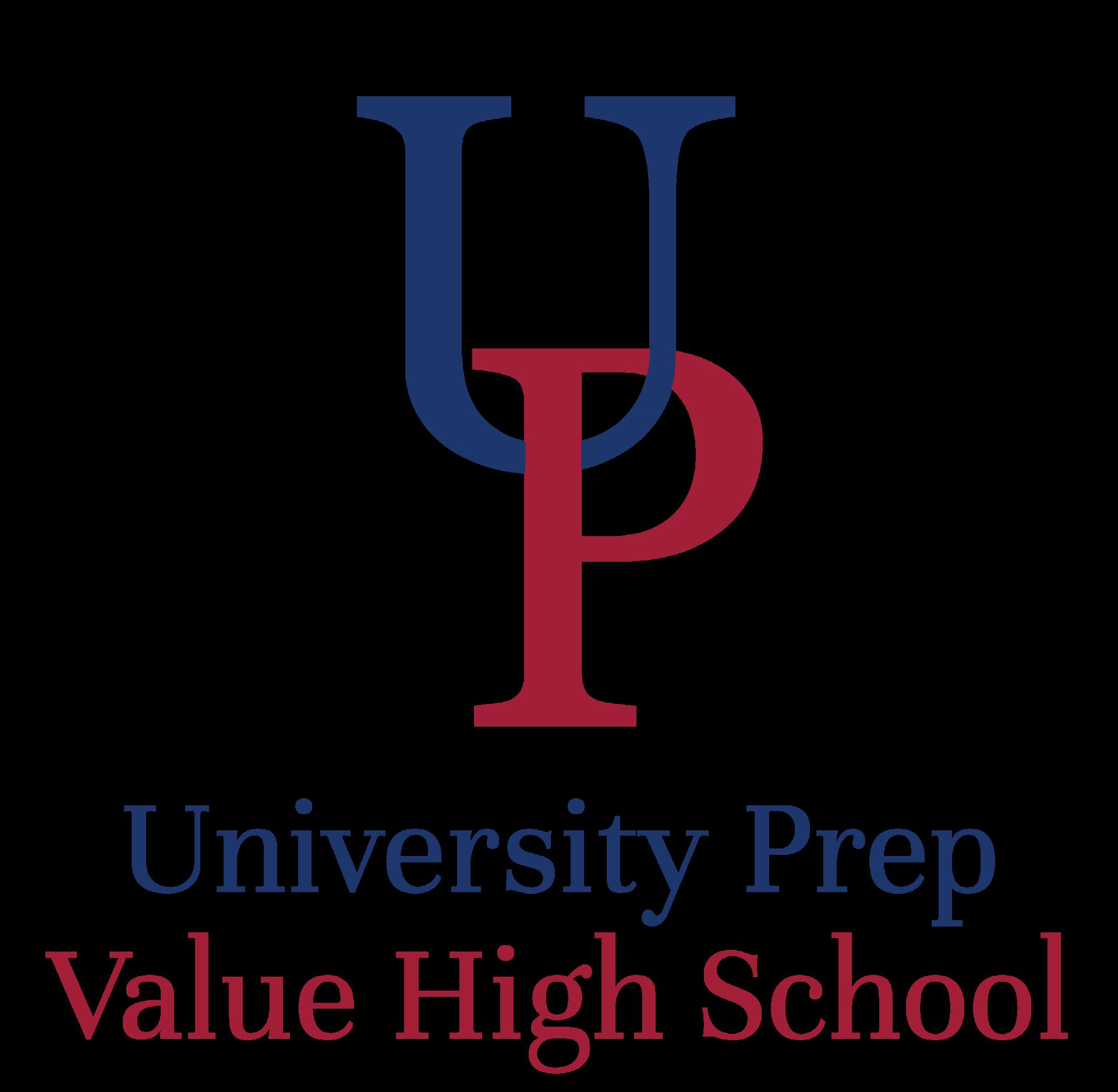 Apply to University Prep Value High School