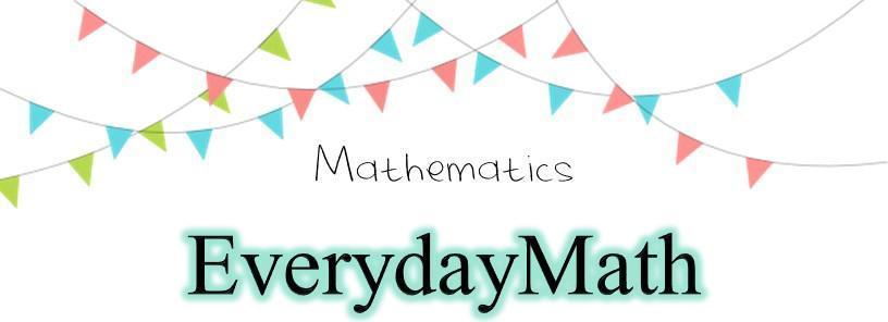 Everyday Mathematics Sarah Novickoff Dr Robert F