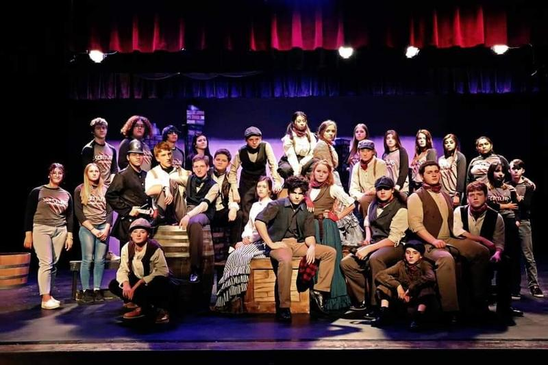 AHS One Act Play - Scuttlers Cast and Crew
