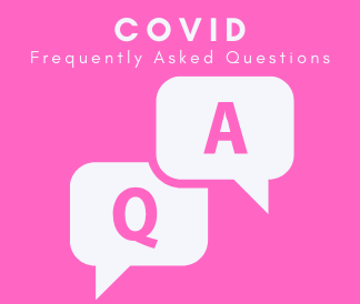 COVID FAQ graphic