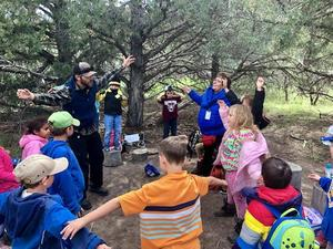 Fort Lewis Mesa Students