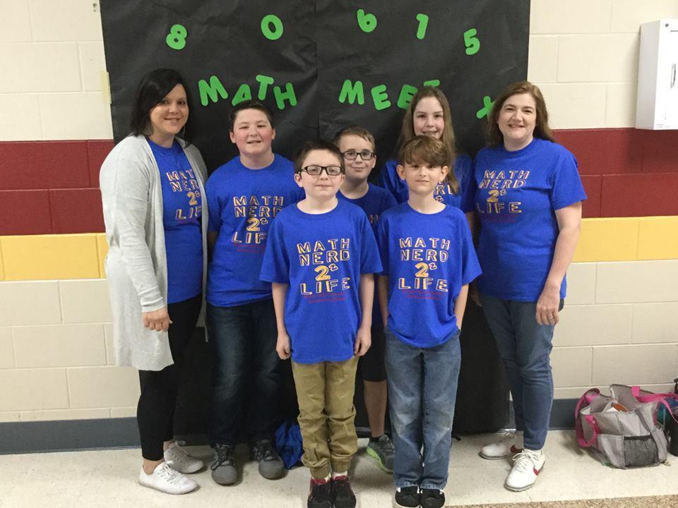 5th Grade Math team