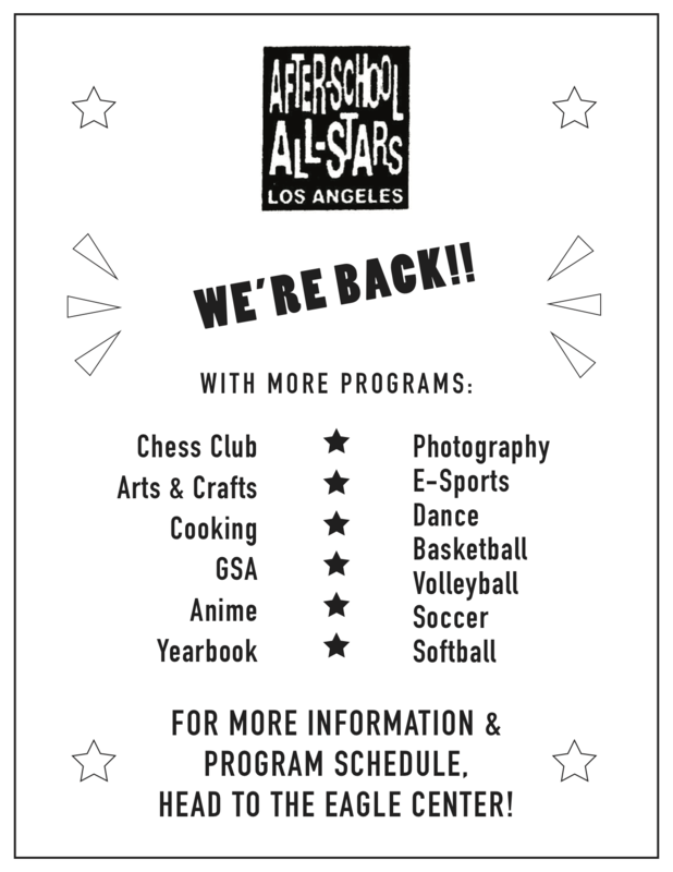 ASAS Spring 2019 Program Thumbnail Image