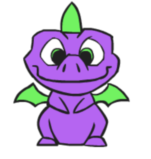 K Purple Dragon