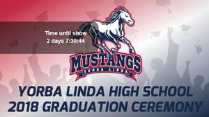 YLHS graduation live stream