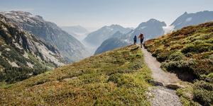parrish hiking photo