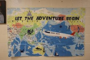 Let the adventure begin pic