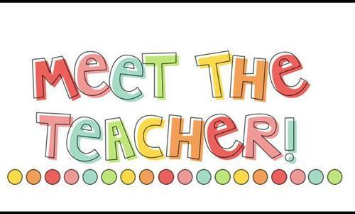 meet the teacher night, August 13th