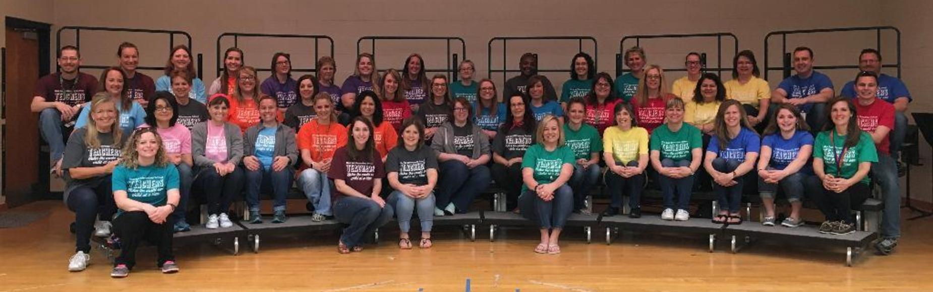 2016-2017 Teachers Picture