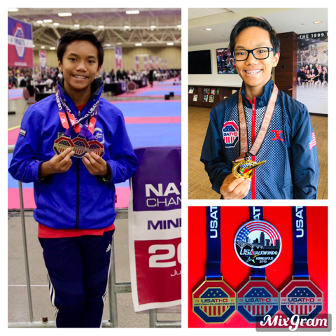 De Guzman '22 Wins Gold Featured Photo