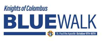 Knights of Columbus Blue Walk Featured Photo
