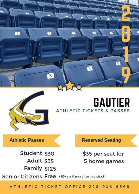 GHS Athletic Passes