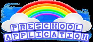 Preschool Application graphic