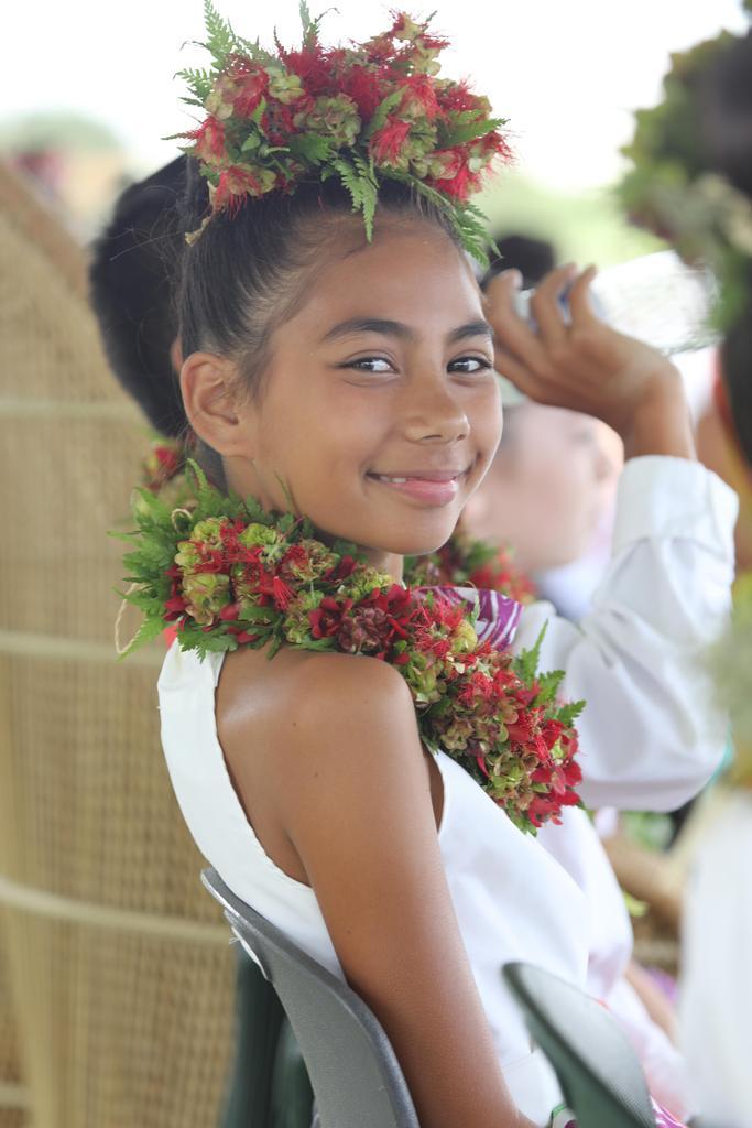 Hawaii island princess