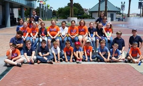 4th grade group pic