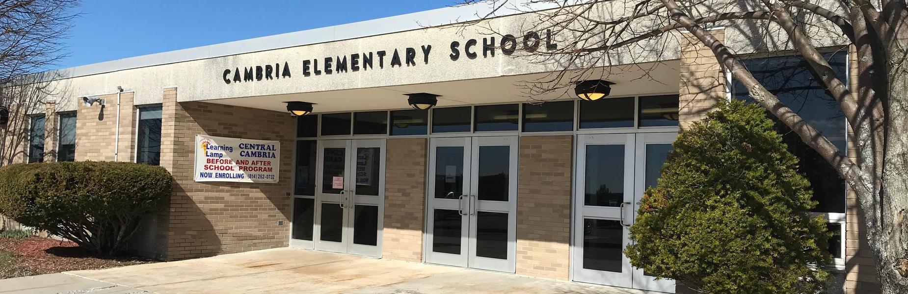 photo of cambria elementary school