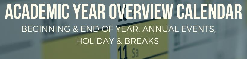 Revised Graphic Calendar Dates