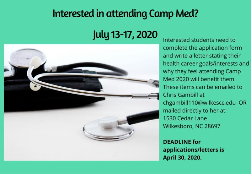Camp Med 2020 Thumbnail Image