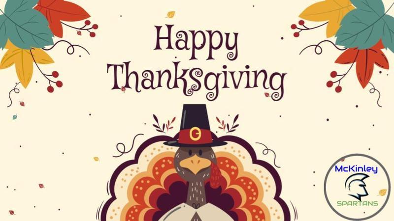 happy thanksgiving spartans