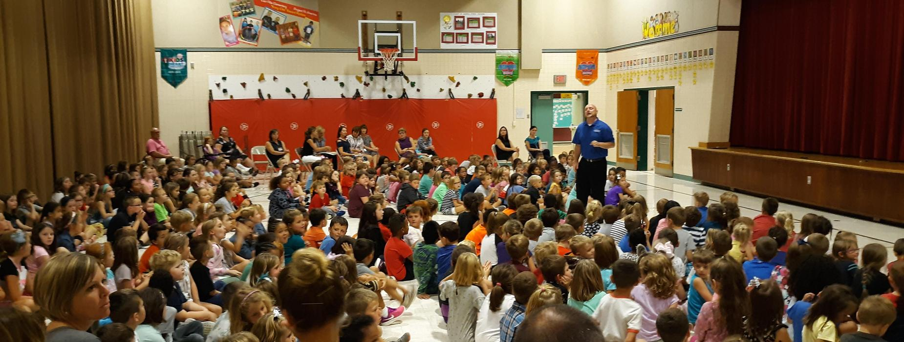 Safety Assembly with Bubba