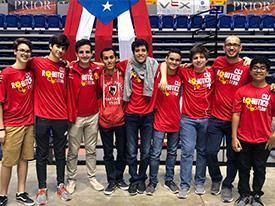 CSJ SUBCAMPEONES en las Latin-American Robotics Championship 🤖 Thumbnail Image
