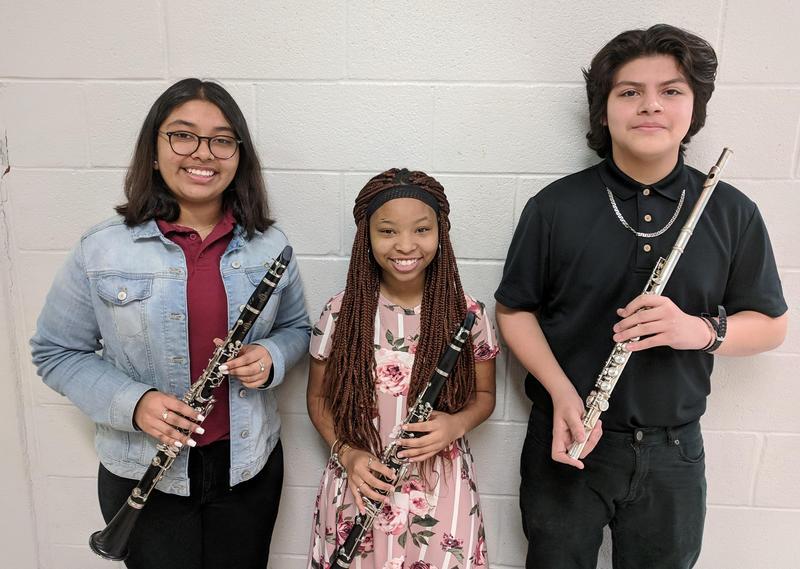 Regional Band Nominees