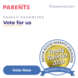 Vote DAILY for Trinity Lutheran School as a BR Parents Magazine Family Favorite in August! Featured Photo