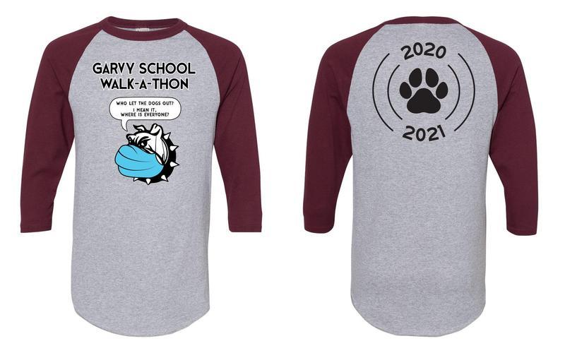 Walk-a-Thon T Shirt 20-21