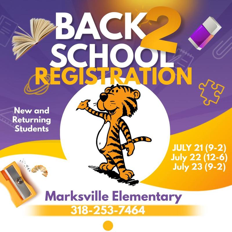 2021-2022 Back to School Registration Featured Photo