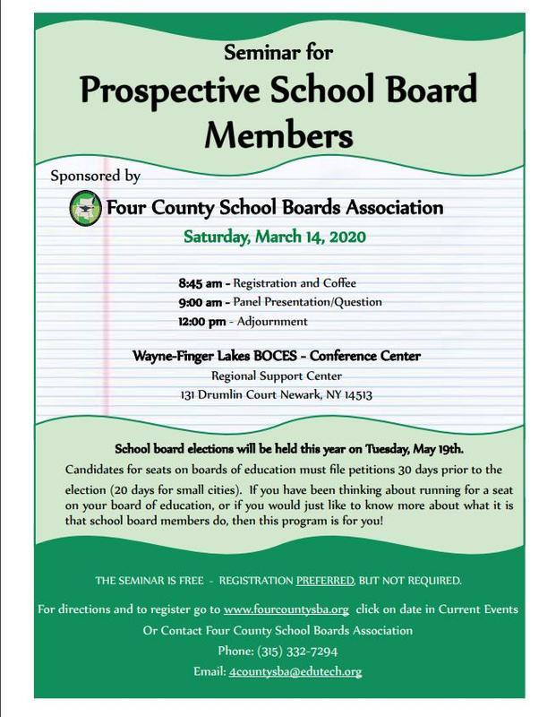 prospective board members
