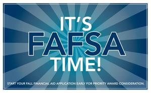 FASFA Form Image
