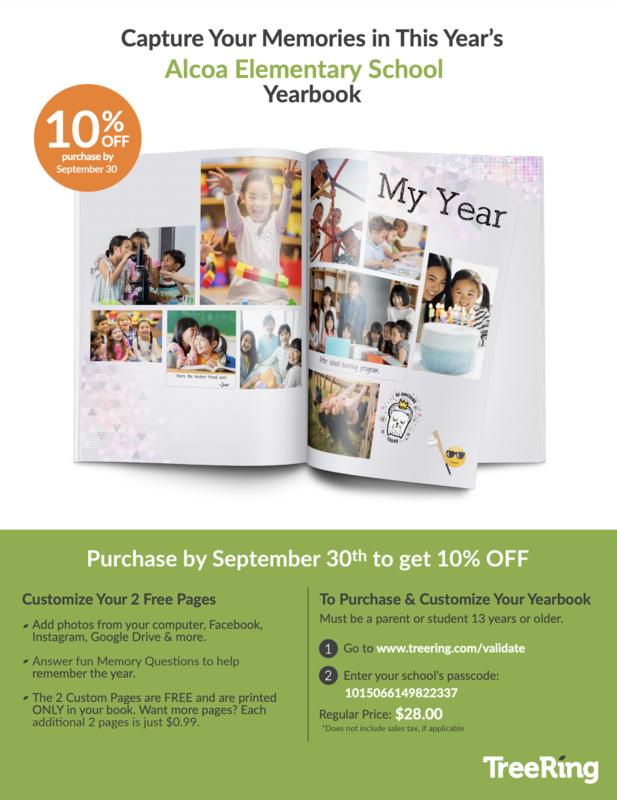 Order aes yearbook