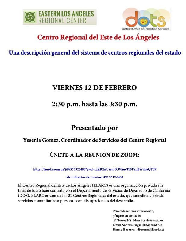 ELARegional Center Parent Meeting Spanish Flyer 02122021.jpg