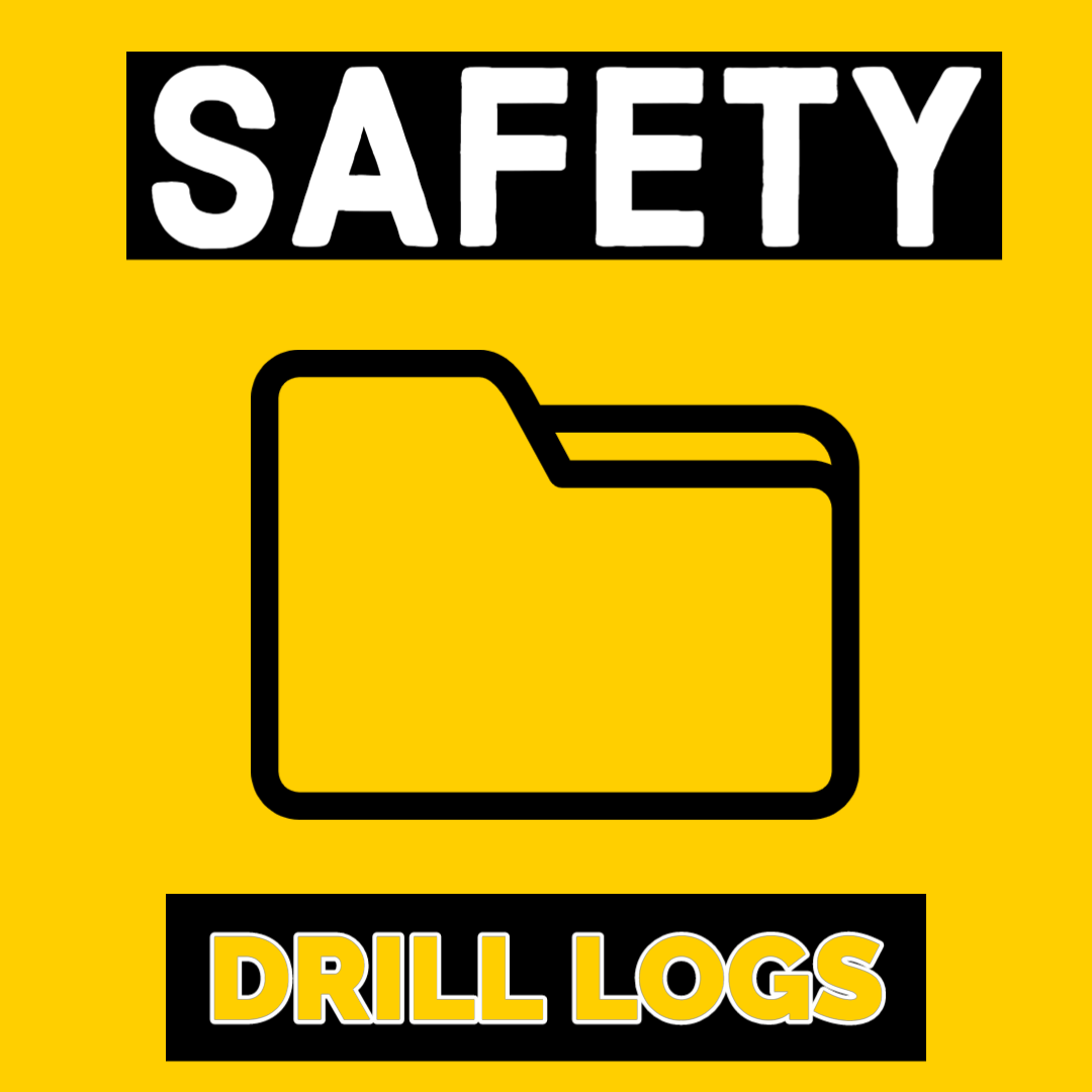 Safety Drill Logs Icon
