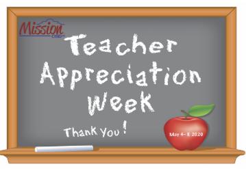Superintendent Appreciates Teachers Featured Photo